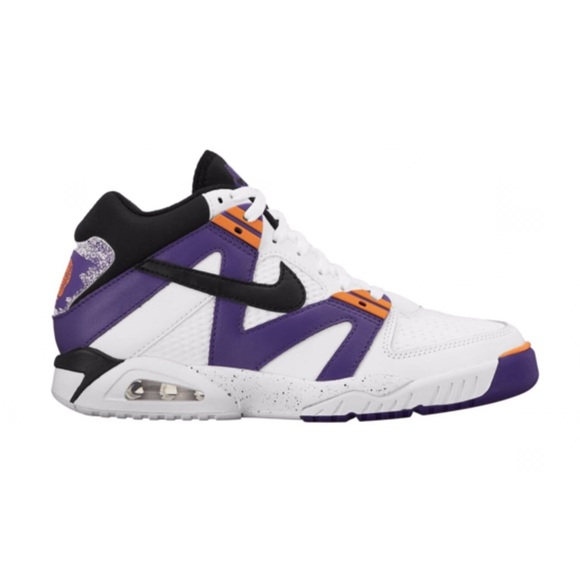 Nike Other - Nike Air Tech Challenge 3 Purple Andre Agassi